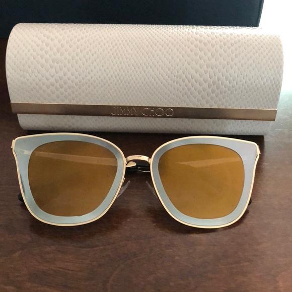 289db5a04470 Jimmy Choo Accessories | Lory Sunglasses | Poshmark